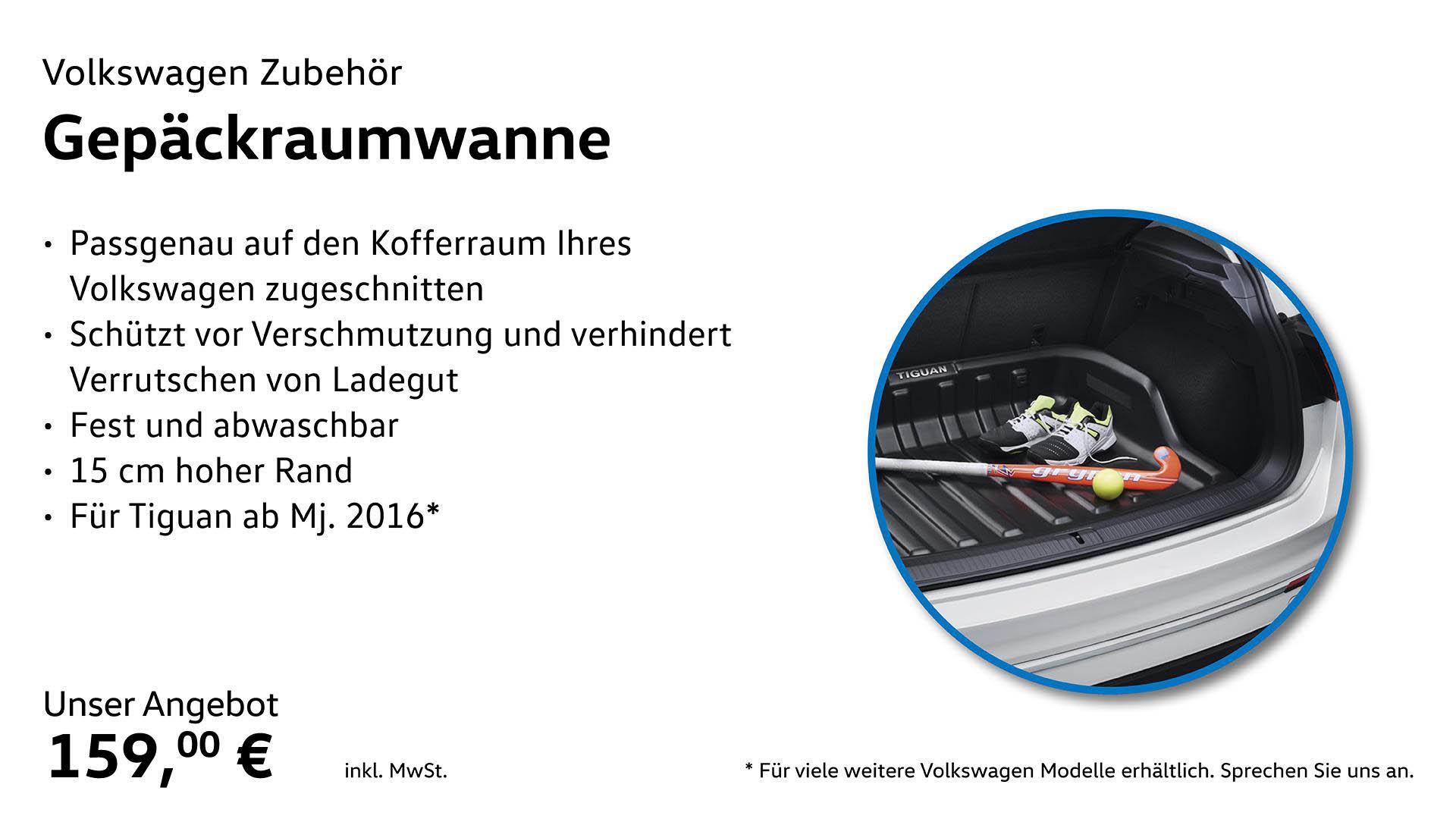 kofferraumausstattung von volkswagen autohaus mura gmbh. Black Bedroom Furniture Sets. Home Design Ideas
